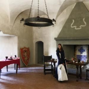 Castello di Varano de' Melegari - taverna foto di: |Marco Trippa| - Marco Trippa