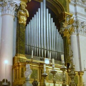 Reggia di Colorno - Organo Serassi - Cappella Ducale di San Liborio foto di: |Reggia di Colorno| - Reggia di Colorno
