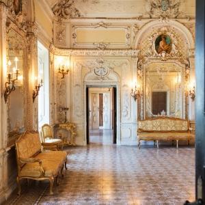 Castello di Tabiano - Sala da ballo o Sala degli Specchi foto di: |Castello di Tabiano| - Castello di Tabiano