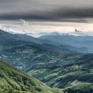 Vista dal Monte Ventasso photos de Alta Via dei Parchi