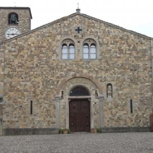 Pieve di Santa Maria Assunta - fornovo by Zannoni Paolo