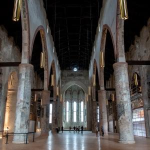 Un'esperienza di pellegrinaggio all'interno della Chiesa di San Francesco del Prato