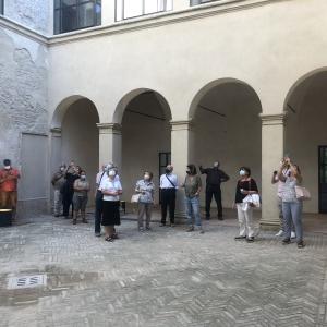 Rocca dei Terzi - Cortile interno Rocca foto di: |Sara Tonini| - Sara Tonini