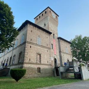 Rocca dei Terzi - Esterno Rocca foto di: |Sara Tonini| - Sara Tonini
