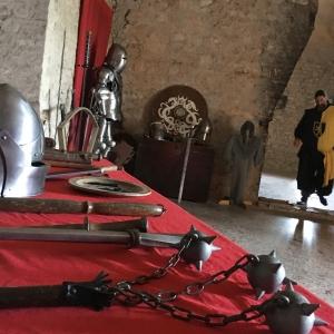 Castello di Varano De' Melegari - SALE QUATTROCENTESCHE foto di: |MARCO TRIPPA| - MARCO TRIPPA