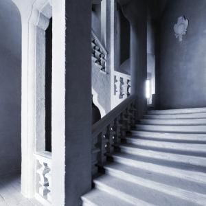 Castello di Varano De' Melegari - SCALONE D'ONORE foto di: |SCARDOVA| - SCARDOVA