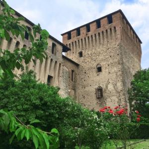 Castello di Varano De' Melegari - GIARDINO foto di: |MARCO TRIPPA| - MARCO TRIPPA