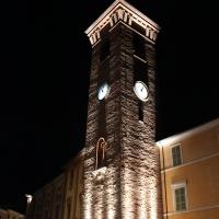 Torre civica dell'orologio Bagnacavallo