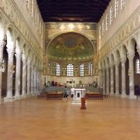 Basilica di Sant'Apollinare in Classe, navata mediana Foto(s) von Cristina Cumbo