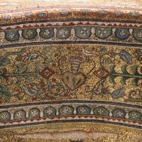 Sant'apollinare in classe, mosaici del catino, fasce decorative, VI secolo, 02 Foto(s) von Sailko