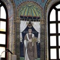 Sant'apollinare in classe, mosaici del catino, ecclesio, 550 ca. 01 foto di Sailko