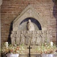 Sant'apollinare in classe, interno, altare di s. felicola con ciborio di s. eleucadio (810 ca.)3 by Sailko