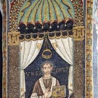 Sant'apollinare in classe, mosaici del catino, ursicino, 550 ca. 02 by Sailko
