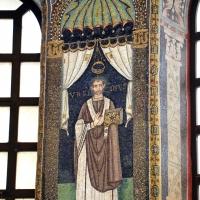 Sant'apollinare in classe, mosaici del catino, ursicino, 550 ca. 01 by Sailko