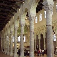 Basilica di Sant'Apollinare in Classe-Interni 1 photo by Clawsb