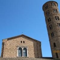 Basilica e Torre Sant'Apollinare Nuovo by  Chiara Dobro 
