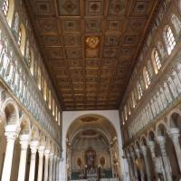 Basilica di Sant'Apollinare Nuovo, navata mediana by Cristina Cumbo