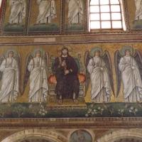 Cristo in trono tra gli angeli by Cristina Cumbo