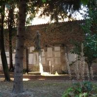Chiostro - complesso della Basilica di Sant'Apollinare Nuovo foto di Cristina Cumbo