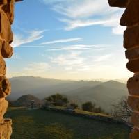 immagine da Rocca di Monte Battaglia