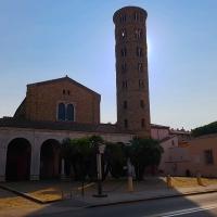 Sant'Apolinnare Nuovo esterno orizzontale by Opi1010