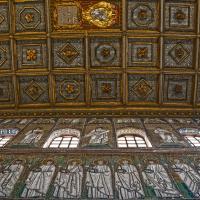 Santa Apollinare Ravenna - Italy DSC 4196 01M DSC 5836M by Stefano Degli Esposti