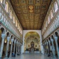 Basilica Sant'Apollinare Ravenna by |Yiannis Vacondios|