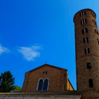 Basilica Sant'Apollinare Nuovo parte alta by Opi1010