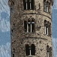 20170923 154414 campanile della chiesa di S.Apollinare nuovo by Mara panunti