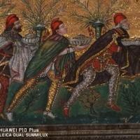 Sant'Apollinare Nuovo - particolare oranti pagani by LadyBathory1974