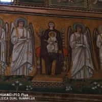Sant'Apollinare Nuovo - particolare del Cristo assiso photo by LadyBathory1974