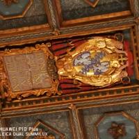 Sant'Apollinare Nuovo - particolare soffitto photo by LadyBathory1974