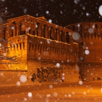 Nevicata in Rocca