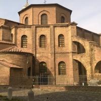 Basilica di San Vitale - vista esterna - Waspa69