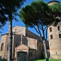Basilica di Sant'Apollinare in Classe 4 by Ernesto Sguotti