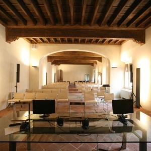 Rocca Estense - Rocca Estense, Salone Estense foto di: |Gianni Bartolotti| - Archivio fotografico comunale