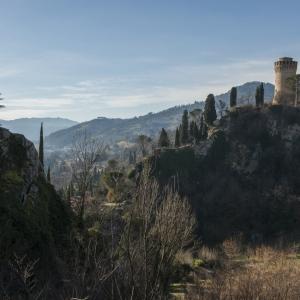 Rocca Brisighella photos de Il cammino di Dante