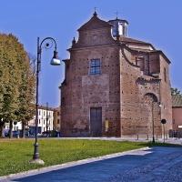 Prima semplice Cappella (IX secolo) poi chiesa parrocchiale di Sant Andrea