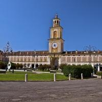 Piazza Bentivoglio - La piazza centrale di Gualtieri risalente al 1600
