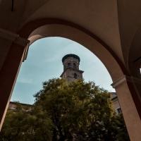 Chiostro Ostello della Ghiara shot by 9thsphere