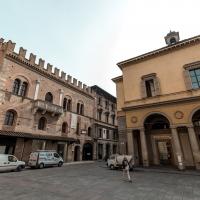 Piazza Del Monte shot by 9thsphere
