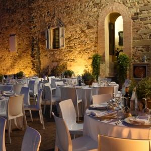 Castello di Rossena - Serata a Rossena foto di: |Emanuela Rabotti| - Associazione Culturale Matilde di Canossa