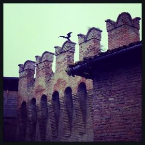 Rocchetta di Castellarano - Rocchetta di Castellarano - L'Aquila d'Argento foto di: |Pro Loco Castellarano| - Pro Loco Castellarano