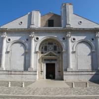 Tempio malatestiano, esterno 04 photo by Sailko