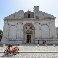 Rimini-Tempio-Malatestiano by Alessandro Gallo