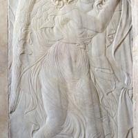 Cappella delle virtù o di san sigismondo, angeli reggicortina di dx di agostino di duccio 03,4 by |Sailko|