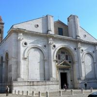 Tempio Malatestiano - Rimini 2 by Paperoastro