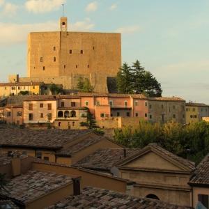 Rocca Malatestiana - Rocca Malatestiana Montefiore Conca 2 foto di: |Lara Braga| - Montefiore Conca