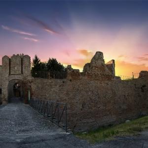 immagine da Castello Malatestiano di Coriano