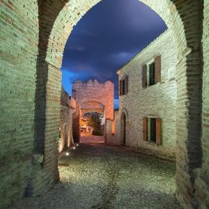 Castello Malatestiano di Coriano - Ingresso Castello Coriano foto di: |Domenico Miele| - Comune di Coriano